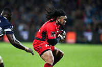Ma A Nonu of Toulon during the French Top 14 match between Agen and Toulon at Stade Armandie on November 4, 2017 in Agen, France. (Photo by Manuel Blondeau/Icon Sport)