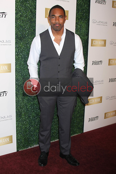 Jason George<br /> at the ICON Mann Power Dinner Party, Mr C Beverly Hills, Beverly Hills, CA 02-18-15<br /> David Edwards/DailyCeleb.com 818-249-4998