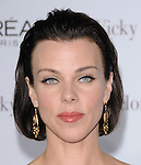 Debi Mazar at the premiere of Vicky Cristina Barcelona, held at Mann Village Theatre in Westwood, Ca. August 4, 2008.