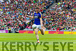 Killian Young Kerry in action against  Mayo in the All Ireland Semi Final Replay in Croke Park on Saturday.