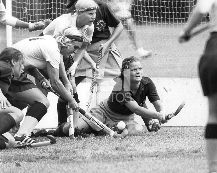 1982: Kathy Nicholson.