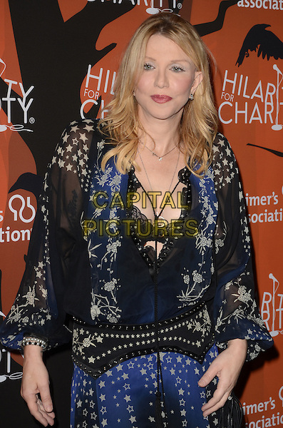 LOS ANGELES, CA - OCTOBER 15: Courtney Love at Hilarity for Charity's 5th Annual Los Angeles Variety Show: Seth Rogen's Halloween at Hollywood Palladium on October 15, 2016 in Los Angeles, California. Credit: David Edwards/MediaPunch<br /> CAP/MPI/DE<br /> &copy;DE/MPI/Capital Pictures