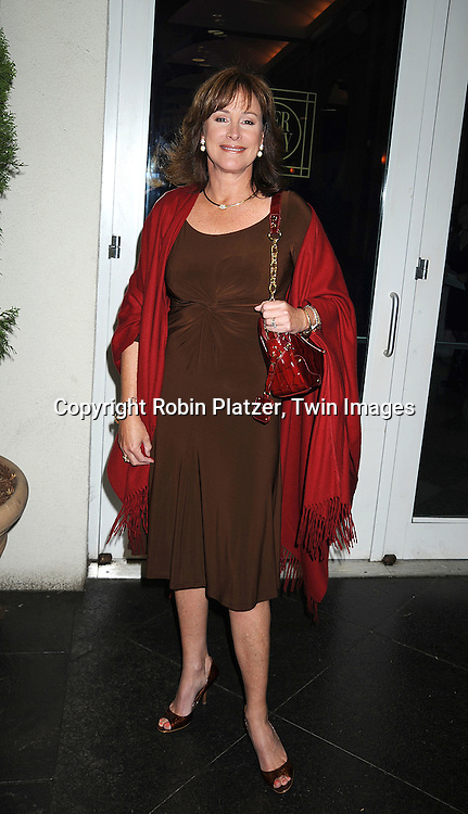 Hillary B Smith ..at The League for the Hard of Hearing's 16th Annual Feast with Famous Faces Benefit on October 27, 2008 at Pier Sixty at Chelsea Piers.....Robin Platzer, Twin Images