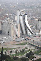 BOGOTÁ-COLOMBIA-17-10-2012. Centro de Bogotá / Bogota Downtown. Photo: VizzorImage/STR