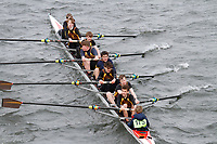 Crew: 175  Monmouth School RC  Event: J15 School 1st eights<br /> <br /> Schools' Head of the River 2017<br /> <br /> To purchase this photo, or to see pricing information for Prints and Downloads, click the blue 'Add to Cart' button at the top-right of the page.