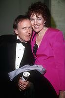 #DickCavett #LynnRedgrave 1989<br /> Photo By Adam Scull/PHOTOlink.net