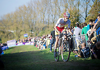Ian Field (GBR/Hargroves Cycles)<br /> <br /> Koppenbergcross 2014