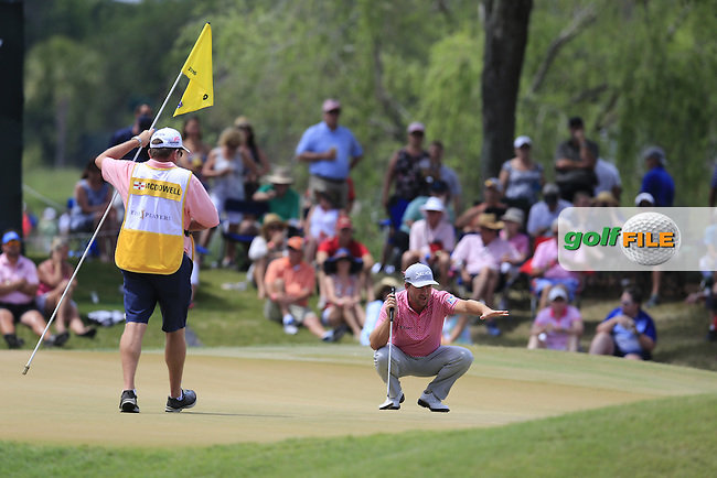 Graeme McDowell (NIR) during the final round of the Players, TPC Sawgrass, Championship Way, Ponte Vedra Beach, FL 32082, USA. 15/05/2016.<br /> Picture: Golffile | Fran Caffrey<br /> <br /> <br /> All photo usage must carry mandatory copyright credit (&copy; Golffile | Fran Caffrey)
