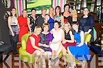 Maria Cronin, Countess Grove, Killarney, pictured with Breda Harrington, Catherine Cronin, Clare Cronin, Annette Cronin, Olive Flynn, Sinead O'Shea, Mary O'Sullivan, Mary Hickey, Bridget O'Sullivan, Patricia Griffin, Linda Courtney, Madeline O'Shea and Lisa Casey as she celebrated a special birthday in The Ross Hotel, Killarney on Saturday night. ..........................................................................