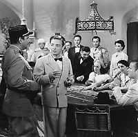 Peter Lorre in CASABLANCA (1942)