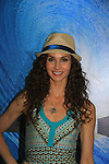 All Children's Alicia Minshew at Ice Theatre of New York's Celeb Skate 2013 on June 9, 2013 at the Sky Rink at Chelsea Piers, New York City, New York. (Photo by Sue Coflin/Max Photos)