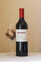 Walden Rouge, Herve Bizeul. Roussillon, France