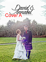 David & Annabel Wedding Album Proof