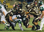 Torrance, CA 10/21/16 - Carl Richardson (South Torrance #3), Austin Turner (West Torrance #53), Sean Hegardt (West Torrance #54) and Ryan Shoda (West Torrance #55)
