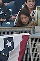 Mai Satoda<br /> APRIL 6, 2015 - MLB : Masahiro Tanaka's wife Mai Tanaka.<br /> opening day of the Major League Baseball game against the Toronto Blue Jays at Yankee Stadium in Bronx, NY, United States.<br /> (Photo by AFLO)