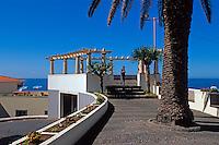 Portugal, Madeira, bei der Kirche Nossa Senhora de la Luz in Ponta do Sol