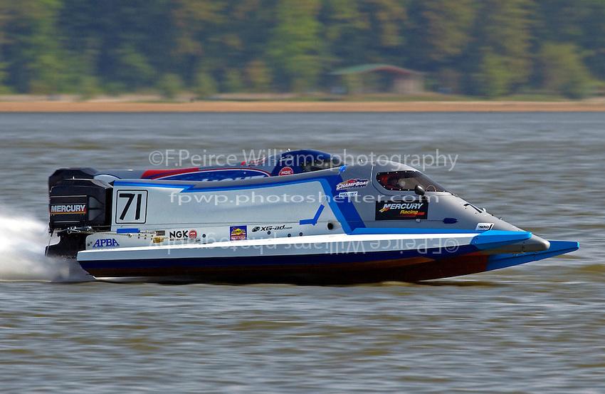 #71 and #1        (Champ/Formula 1)
