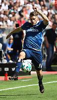Freisteller Aaron Hunt (Hamburger SV) - 05.05.2018: Eintracht Frankfurt vs. Hamburger SV, Commerzbank Arena, 33. Spieltag Bundesliga