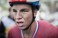 Dylan Groenewegen (NED/LottoNL-Jumbo) after winning the race<br /> <br /> Tour de l'Eurom&eacute;tropole 2016 (1.1)<br /> Poperinge &rsaquo; Tournai (196km)/ Belgium