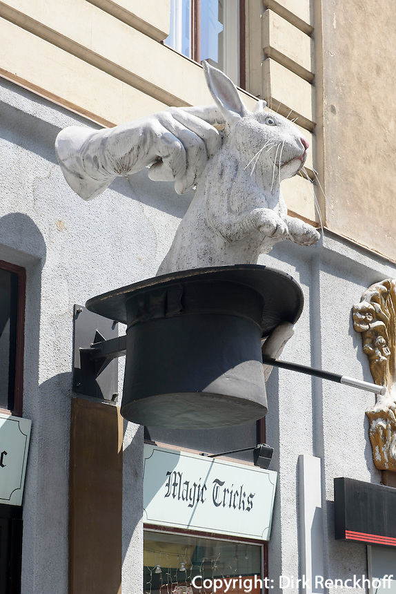 Zaubergesch&auml;ft Vienna Magic in der Marxergasse 7, Wien Mitte, &Ouml;sterreich<br /> Shop Vienna Magic, Marxergasse 7, Vienna, Austria