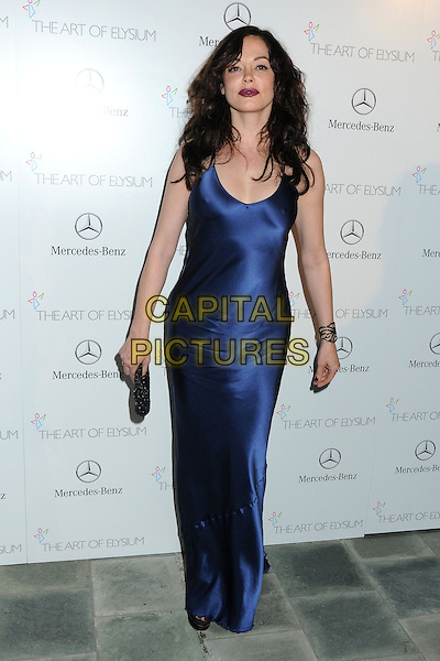 11 January 2014 - Los Angeles, California - Rose McGowan. 7th Annual Art of Elysium Heaven Gala held at the Skirball Cultural Center.  <br /> CAP/ADM/BP<br /> &copy;Byron Purvis/AdMedia/Capital Pictures