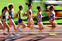 Athletes compete in the women's 1 mile master the IAAF Diamond League Golden Gala <br /> Roma 06-06-2019 Stadio Olimpico, <br /> Meeting Atletica Leggera <br /> Photo Andrea Staccioli / Insidefoto