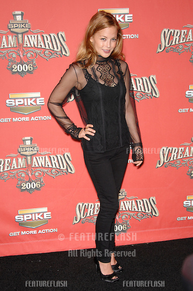 JORDAN LADD at the Spike TV Scream Awards 2006 at the Pantages Theatre, Hollywood..October 7, 2006  Los Angeles, CA.Picture: Paul Smith / Featureflash