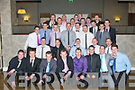 THE BOYS: The boys from 1st year Health & Leisure ITT who had a ball..at the 2012 ITT Awards night in the Earl of Desmond Hotel Tralee on..Thursdayu night.