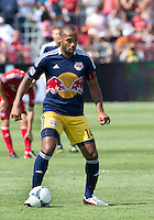 July 20, 2013: New York Red Bulls forward Thierry Henry #14 in action during a game between Toronto FC and the New York Red Bulls at BMO Field in Toronto, Ontario Canada.<br /> The game ended in a 0-0 draw.