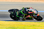 Monster Yamaha Tech 3's rider Hafizh Syahrin of Malaysia rides during the MotoGP Official Test at Chang International Circuit on 16 February 2018, in Buriram, Thailand. Photo by Kaikungwon Duanjumroon / Power Sport Images