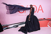NEW YORK, NY - JUNE 3: Alek Wek at the 2019 CFDA Fashion Awards at the Brooklyn Museum of Art on June 3, 2019 in New York City. <br /> CAP/MPI/DC<br /> ©DC/MPI/Capital Pictures