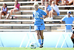 28 August 2011: North Carolina's Caitlin Ball. The University of North Carolina Tar Heels defeated the University of Houston Cougars 6-1 at Fetzer Field in Chapel Hill, North Carolina in an NCAA Women's Soccer game.