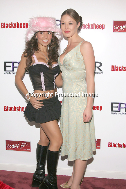 Nikki Zeno &amp; Jai Marino<br />The Winter LA Celebrity Charity Event to honor Sound Art and Black Sheep<br />Private Residence<br />West Hollywood, CA, USA<br />Sunday, December 05th, 2004<br />Photo By Celebrityvibe.com/Photovibe.com, <br />New York, USA, Phone 212 410 5354, <br />email: sales@celebrityvibe.com