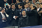 Cayetano Luis Martinez de Irujo and Fitz-James Stuart, Duke of Arjona IV and XIV Count of Salvatierra, Grandee of Spain and equestrian rider in the specialty of hops during FC Barcelona v Atletico de Madrid Champions League 2015/2016 match. April 5,2016. (ALTERPHOTOS/Acero)