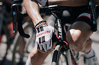 Warren Barguil (FRA/Sunweb) at the start<br /> <br /> 104th Tour de France 2017<br /> Stage 18 - Briancon › Izoard (178km)