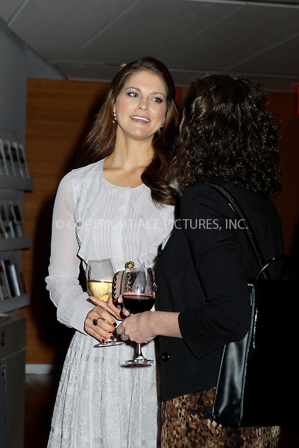 WWW.ACEPIXS.COM . . . . .  ....December 10 2011, New York City....Princess Madeleine of Sweden attended the New York Academy of Sciences for the 'Celebrating Women in Science' dinner on the centennial of Marie Curie's 2nd Nobel Prize on December 10 2011 in New York City....Please byline: NANCY RIVERA- ACEPIXS.COM.... *** ***..Ace Pictures, Inc:  ..Tel: 646 769 0430..e-mail: info@acepixs.com..web: http://www.acepixs.com