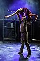 "Edinburgh, UK. 05.08.2017. The Pleasance holds their gala press launch to start the Edinburgh Festival Fringe season. Picture shows: Quebec's Cirque Éloize in ""Cirkopolis"". Photograph © Jane Hobson."