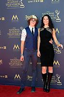 PASADENA - APR 30: Tristan Lake Leabu at the 44th Daytime Emmy Awards at the Pasadena Civic Center on April 30, 2017 in Pasadena, California