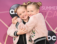 05 August 2019 - West Hollywood, California - Mia Allan, Ella Allan. ABC's TCA Summer Press Tour Carpet Event held at Soho House.    <br /> CAP/ADM/BB<br /> ©BB/ADM/Capital Pictures