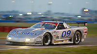 the 24 Hours of Daytona, Daytona International Speedway, Daytona Beach, FL, February 3, 2002.  (Photo by Brian Cleary/www.bcpix.com)