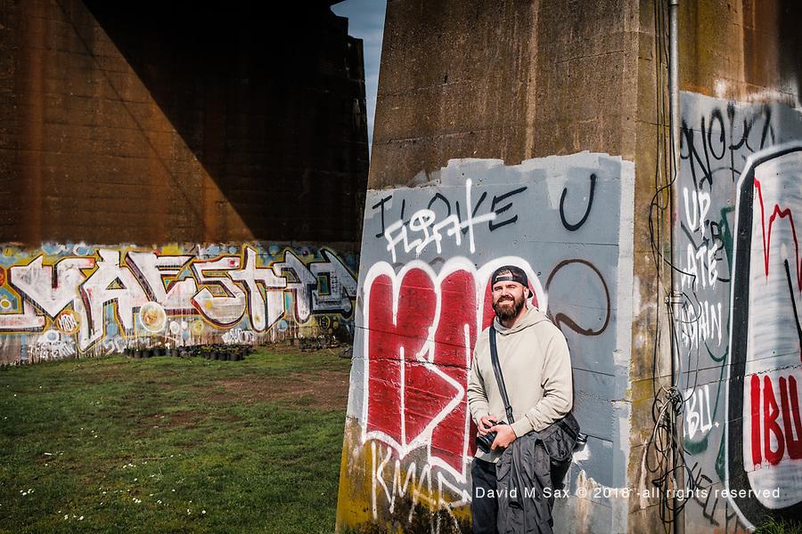 3.31.17 - Grafitti Garrett...