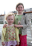 Clara and Maia McVeigh at the Launch of the Samba Festival in the D Hotel...Photo NEWSFILE/Jenny Matthews.(Photo credit should read Jenny Matthews/NEWSFILE)....This Picture has been sent you under the condtions enclosed by:.Newsfile Ltd..The Studio,.Millmount Abbey,.Drogheda,.Co Meath..Ireland..Tel: +353(0)41-9871240.Fax: +353(0)41-9871260.GSM: +353(0)86-2500958.email: pictures@newsfile.ie.www.newsfile.ie.FTP: 193.120.102.198.