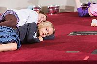 Annie rehearsal photos