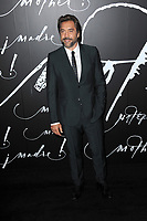 www.acepixs.com<br /> September 13, 2017  New York City<br /> <br /> Javier Bardem attending the 'Mother!' film premiere at Radio City Music Hall on September 13, 2017 in New York City.<br /> <br /> Credit: Kristin Callahan/ACE Pictures<br /> <br /> Tel: 646 769 0430<br /> Email: info@acepixs.com