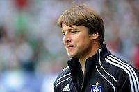 FUSSBALL   1. BUNDESLIGA   SAISON 2011/2012    5. SPIELTAG SV Werder Bremen - Hamburger SV                         10.09.2011 Trainer Michael OENNING (Hamburg)