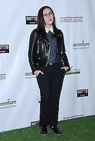 23 February 2017 - Santa Monica, California - Shannon Woodward.  2017 Oscar Wilde Awards held at Bad Robot. Photo Credit: Birdie Thompson/AdMedia