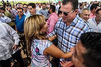 Claudia Pavlovich y Gilberto salazar de la empresa VID EXPORT (D). <br /> <br />  La gobernadora  de Sonora Claudia Pavlovich    anuncio  la construcción del el Centro de Control C5 (Comando, comunicación, cómputo, coordinación e inteligencia), durante un evento esta mañana donde le acompañaron diversos mandos militares e invitados especiales  de las corporaciones policiacas de el estado de Sonora.<br /> ©Foto: LuisGutierrrez/NortePhoto