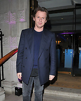 Christopher Kane at the George Michael Collection VIP private view &amp; reception, Christie's London, King Street Saleroom, King Street, London, England, UK, on Tuesday 12th March 2019.<br /> CAP/CAN<br /> &copy;CAN/Capital Pictures