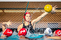 Stanford Waterpolo W v University of California-Berkeley, February 2, 2020