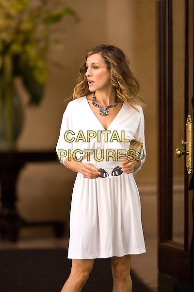 SARAH JESSICA PARKER.in Sex and the City 2.satc sjp II two.*Filmstill - Editorial Use Only*.CAP/FB.Supplied by Capital Pictures.